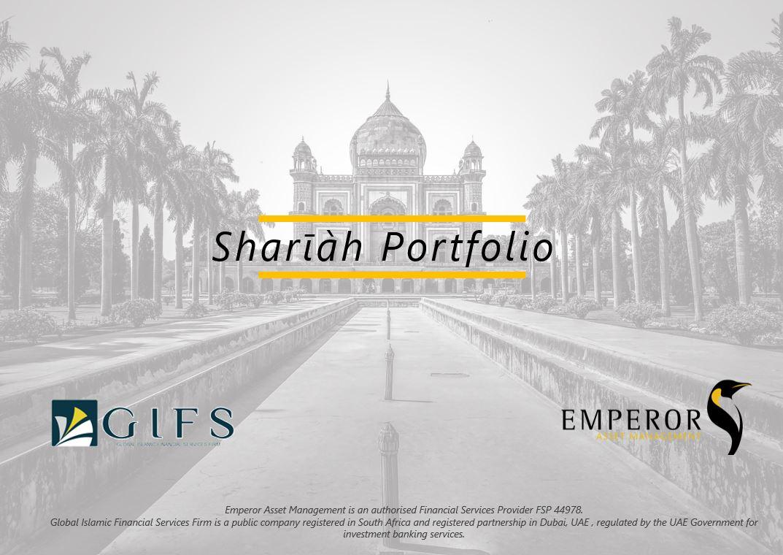 Shariah portfolio Social